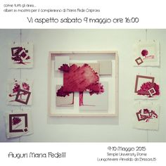 In mostra!!!