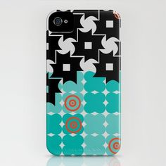 hard edge iPhone Case by Patti Toth McCormick - $35.00