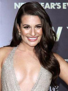 Lea Michele womens Hairstyles 2014 Wallpaper