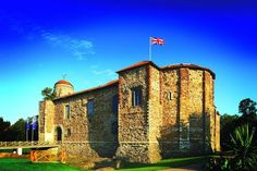 Colchester Castle Museum, Colchester Picture: Outside the Castle - Check out…