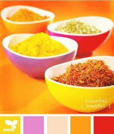 {colorful bowlful}
