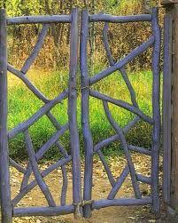 garden fence ideas - Google Search