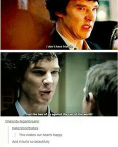 I'M SO SO SCARED BECAUSE JOHN WILL BE MARRIED AND UPSET AT SHERLOCK AND SHERLOCK WILL THINK THAT HE CAN JUST COME BACK LIKE NOTHING HAPPENED AND EVERYTHING WILL STILL BE THE SAME AND IT WON'T AND I'M SO SO SO AFRAID AND SERIES THREE NEEDS TO COME *RIGHT NOW*!!!