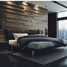 51 Relaxing and Romantic Bedroom Decorating Ideas for New Couples is part of Modern bedroom interior - Thus, it's essential that you think about relaxing and romantic bedroom decorating ideas for couples that will merge two unique […] Bedroom Lamps Design, Modern Bedroom Design, Master Bedroom Design, Home Decor Bedroom, Home Interior Design, Contemporary Bedroom, Bedroom Designs, Modern Bedrooms, Bedroom Decor Master For Couples