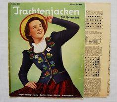 Trachtenjacken, 1940's-1950's