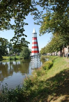 Stripfestival in Breda en nog veel meer activiteiten Lighthouses, Holland, Old Things, Destinations, Travel Destinations, Viajes, Netherlands, Light House, Lighthouse
