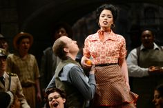 Virginia Opera stages 'Carmen' updated to the 1950s - The Washington Post