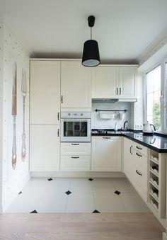 Фотография: Кухня и столовая в стиле Современный, Классический, Малогабаритная квартира, Квартира, Декор, Дома и квартиры, IKEA, Проект недели – фото на InMyRoom.ru