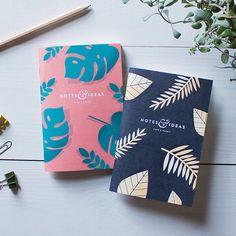 Diese Tasche Notebooks haben die perfekte Größe, um um sie mit sich zu führen und um auf dem Sprung Notizen zu machen. Gibt es bei Etsy.