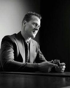 Get well soon legend Michael Schumacher