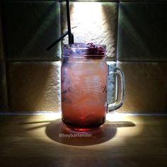 DRUNKEN CHERRY PIE 12ml Monin cherry syrup 12ml Jack Daniel's No.7 12ml Disaronno Amaretto 75ml pink lemonade 50ml Cherry & Raspberry juice Products...