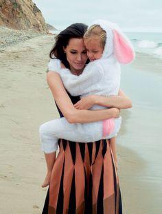 Angelina Jolie e Vivienne