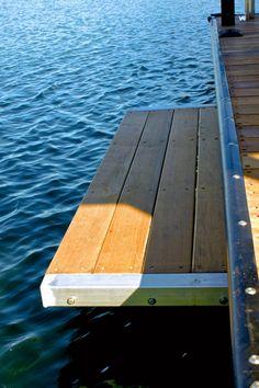 Kayak Bench Kroeger Marine Construction Seneca Sc Patio Storage House Deck Boat