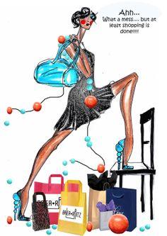 Fashion Illustration | New fashion illustration!