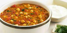 Spicy Moroccan Chickpea and Lentil Soup - MAGGI Australia