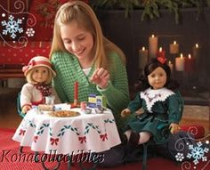 AG ad for Kit's Holiday Baking set