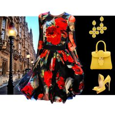 """""""Dreaming Dress In Red Color"""" by lawoffice on Polyvore"""