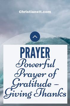 We often lack a heart of gratitude. As you develop a heart of thanksgiving, your blessings multiply. I pray that rivers of living waters will Prayer For Love, Prayer Of Thanks, Power Of Prayer, Daily Prayer, Prayers Of Gratitude, Prayers For Strength, Praying To God, Praying Wife, Jesus Prayer