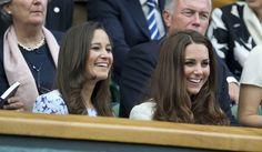 Kate et Pippa, deux soeurs pour un tournoi !