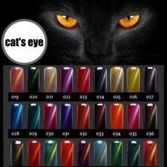 36 Color Temperature Chameleon Cat Eyes Gel UV Gel Polish gold color nail plastic gradient light therapy Gel Nail Polish AS375