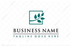 Logo for sale: Landscaping Leaf Logo. Simple logo showing a branch of leave to show growth or community. Suitable for capital investment company, landscaping and apartment or housing park. branch leaves group association organics green team ventures financial accounting firm cohort together crowd unity logo logos tree