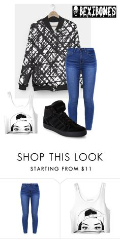 """""""Untitled #1409"""" by velvetgirl10 on Polyvore featuring adidas"""