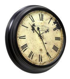 Hotel Du Palais Wall Clock