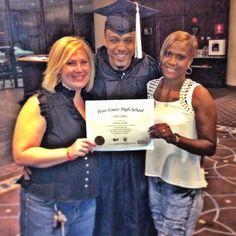 #GraduatedAt20 #ButIDidItDoe #GhettoGraduationInDaHotelLobby