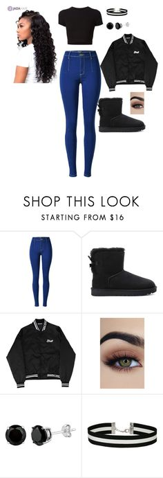 """Untitled #18"" by teaurap on Polyvore featuring Getting Back To Square One, UGG and Miss Selfridge"