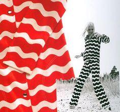 Marimekko Pikomi Coat & Peli Trousers 1972