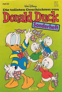 Walt Disney - Chapa - Money - Heft 95 - Sonderheft