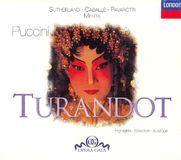 Puccini: Turandot [Highlights] [CD]