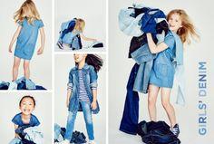 Джинсовая одежда для детей - практичная и комфортная, в которой ребенок будет чувствовать себя легко и непринужденно.   #we_love_next #одежда #джинс