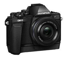 Olympus OM-D E-M10 Mark II Review @steves-digicams.com
