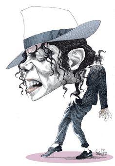 Michael Jackson - Pancho Cajas