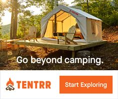 Tentrr connects adventurers like you with private landowners who want to share their land to experience unique private camping. Find a campsite near you! Emergency Radio, Gps Tracking Device, Get Outdoors, Campsite, Glamping, State Parks, New England, Outdoor Gear, Backpacking