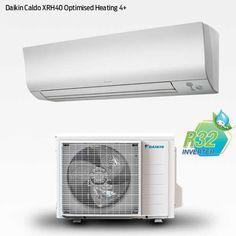 Daikin Caldo XRH40 Optimized Heating 4+ | Luftmiljöbutiken Google Play, Home Appliances, Fan, House Appliances, Kitchen Appliances, Appliances, Fans, Computer Fan