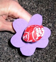 Valentine's Day Candy Crafts For Kids