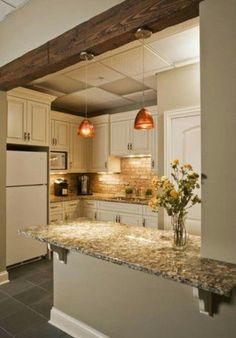 21 cool small kitchen design ideas - Kitchen Design Home