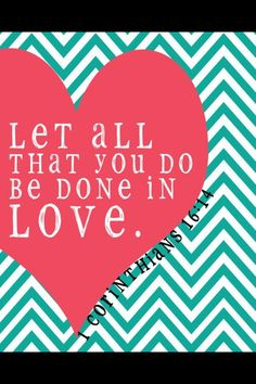 1 Corinthians 1614 8 x 10 Poster by evamaeshrock on Etsy. , via Etsy. // Great verse to use in DIY valentine Great Quotes, Quotes To Live By, Me Quotes, Inspirational Quotes, Motivational Message, Famous Quotes, The Words, Cool Words, Quote Bible