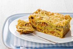 Kijk wat een lekker recept ik heb gevonden op Allerhande! Lasagne met pesto