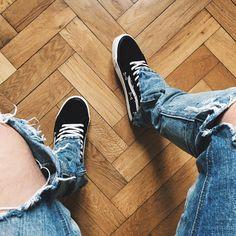 Street Wear From Above