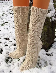 Ravelry: Jacob pattern by Kleine Hexorei - Nadja Brandt Knitted Boot Cuffs, Knit Boots, Lace Knitting, Knitting Socks, Knitting Patterns Free, Knit Crochet, How To Start Knitting, Yarn Shop, My Socks