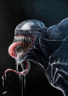 Venom by Danial Shahzad