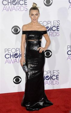 People's Choice Awards 2016 - Fashion hits and misses from the 2016 People's Choice Awards