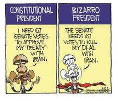 iran treaty constitution political cartoons - Google Search