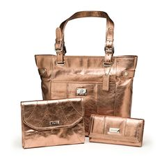 Leather Essentials: This Multi-Pack contains 1 Leather Bag, 1 Leather Clutch, and 1 Leather Wallet. Savings $75.00 ❀ $315.00. Call me @ (920) 435-5550 or (920) 360-4062 or Visit me @ https://stylewithbarbara.graceadele.us/GraceAdele/Buy/Collection/960