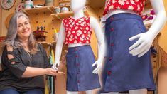 Waist Skirt, High Waisted Skirt, Skirts, Youtube, Fashion, High Skirts, Cute Kids, Sewing Tutorials, Accessories