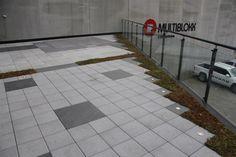 Tak terrasse hos Multiblokk as