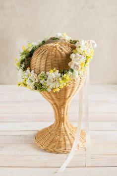 カラードレス花冠①